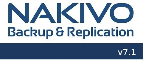 Nakivo Backup & Replication V 7.1 por DBigCloud