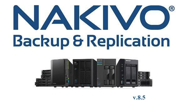 nakivo Backup & Replication 8.5 Beta