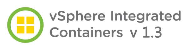 VMware Integrated Container 1.3