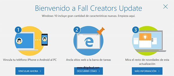 falls creators Windows 10
