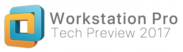 Workstation Pro Tech Preview 2017 DBigCloud