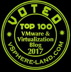 DBigCloud puesto 88 en el Top vBlog 2017